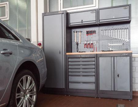 Мебель для гаража Vigor (Германия)