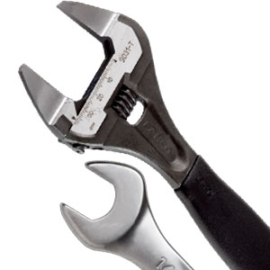 Наборы ключей, наборы инструментов, гаечные ключи