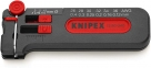 KNIPEX Съемник изоляции Mini 12 80 040 SB 1