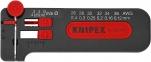KNIPEX Съемник изоляции Mini 12 80 040 SB 0