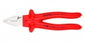 Плоскогубцы комбинированные особой мощности, 225 мм Knipex 02 07 225 2