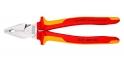 Плоскогубцы комбинированные особой мощности, 225 мм Knipex 02 06 225 1