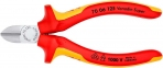 Кусачки боковые KNIPEX, 125 мм 70 06 125 0