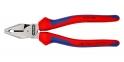 Плоскогубцы комбинированные особой мощности, 180 мм Knipex 02 02 180 2