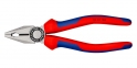 Плоскогубцы комбинированные, 180 мм Knipex 03 02 180 2