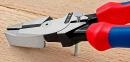 Плоскогубцы электромонтера , 240 мм Knipex 09 02 240 4