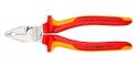 Плоскогубцы комбинированные особой мощности, 180 мм Knipex 02 06 180 3