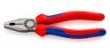 Плоскогубцы комбинированные, 180 мм Knipex 03 02 180 0
