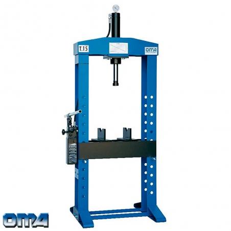 OMA 653B Пресс гидравлический 15 т.