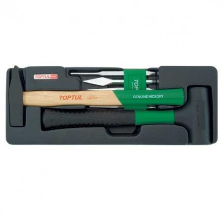 Набор инструмента комбинированный Toptul 7 шт. GCAT0701