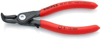 Прецизионные щипцы для внутренних стопорных колец в отверстиях KNIPEX 48 41 J01