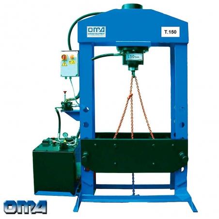 Пресс электрогидравлический Oma 150 т. (667)