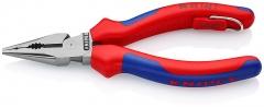 Пассатижи удлиненные со страховочным креплением KNIPEX 08 22 145 T