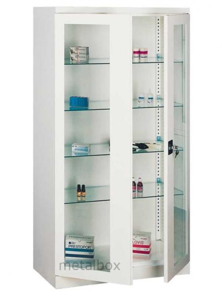 Шкаф металлический медицинский Sml 103
