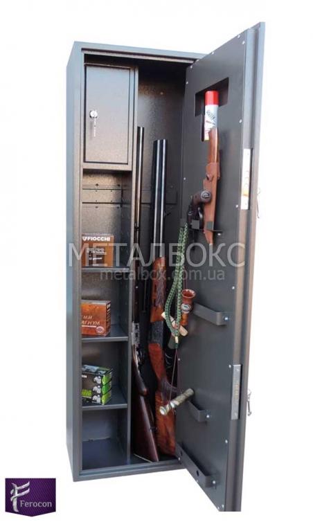 Оружейный сейф Е139К2.Т1.П2.7022