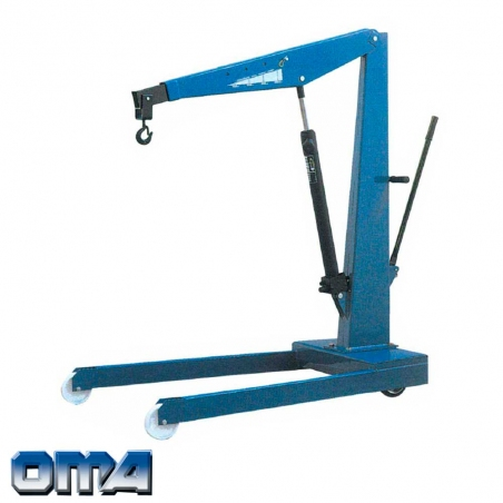 Гидравлический кран Oma 1000 кг. (581)