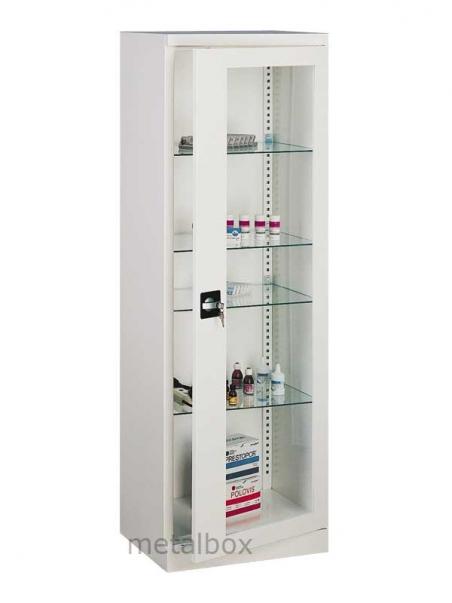 Шкаф металлический медицинский Sml 101