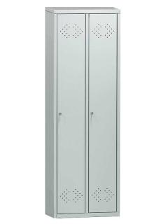 Шкаф для одежды металлический М-600