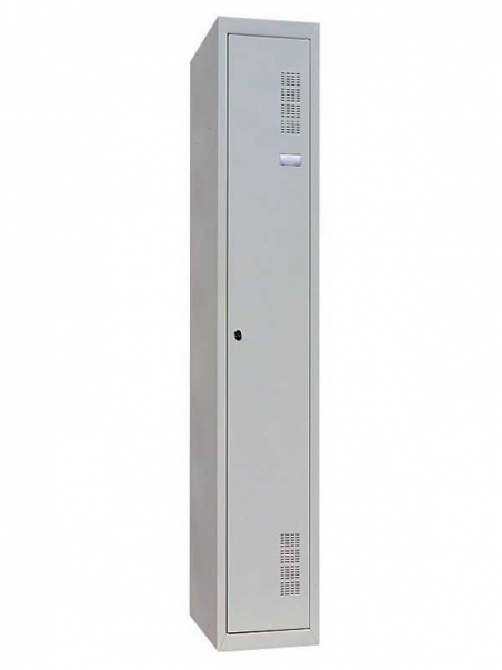 Шкаф одежный металлический ШОМ-300/1