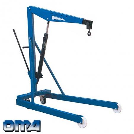 OMA 575 Гидравлический кран 1500 кг.