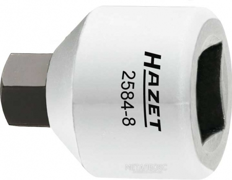 HAZET Спецголовка для тормозных суппортов 2584‑1