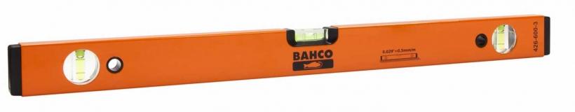 BAHCO Уровень спиртовый 600мм 426-600