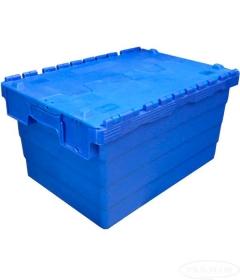 Пластиковый контейнер с крышкой SPKM 416