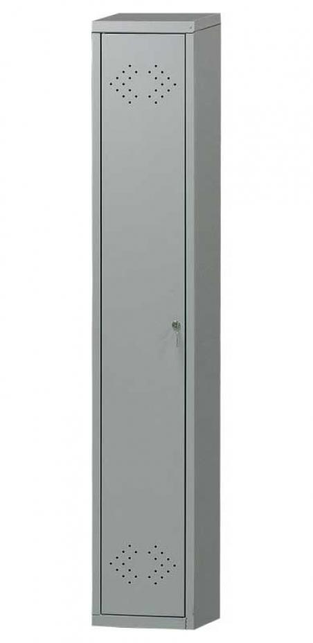 Шкаф для одежды металлический ПРАКТИК LS-01