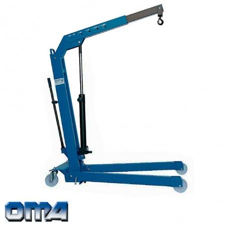 OMA 587 Гидравлический кран 1000 кг.