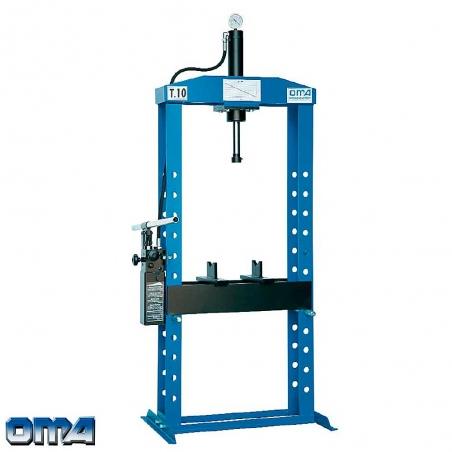 OMA 651B Пресс гидравлический 10 т.