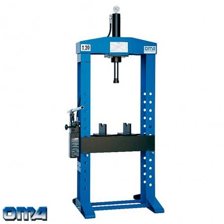 OMA 654В Пресс гидравлический 20 т.