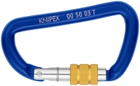 Карабин KNIPEX 00 50 03 T BK