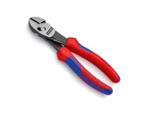 Кусачки боковые KNIPEX TwinForce® 73 72 180 F